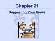 Chp_18_Supportviews - John Paul II HS