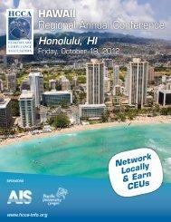 Conference Brochure - Health Care Compliance Association