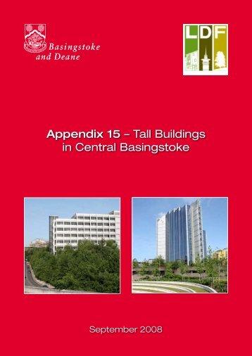 Appendix 15 - Basingstoke and Deane Borough Council