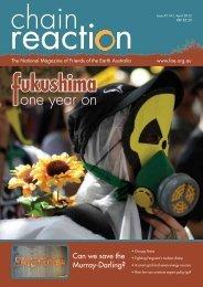 fukushima fukushima - Friends of the Earth Australia