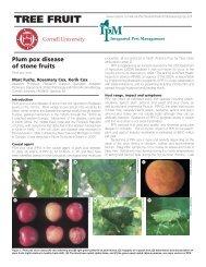 TREE FRUIT - New York Invasive Species Information