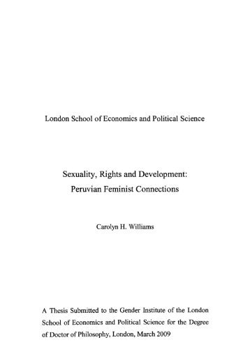 Download (17Mb) - LSE Theses Online