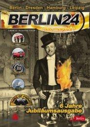 Berlin 24 Das Magazin - Ausgabe 23