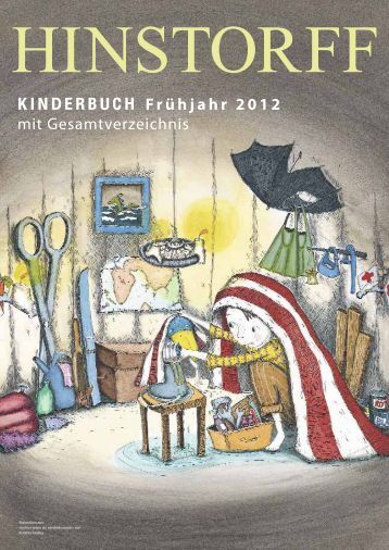 KINDERBUCH Frühjahr 2012 mit Gesamtverzeichnis - Hinstorff Verlag