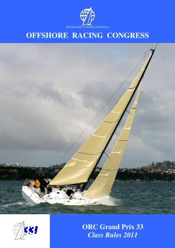 GP33 - Offshore Racing Council