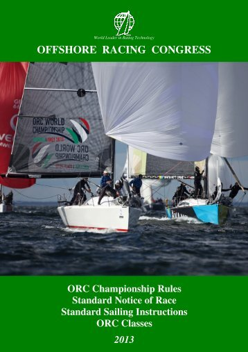 PDF file - Offshore Racing Council