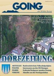 (4,42 MB) - .PDF - Going am wilden Kaiser - Land Tirol