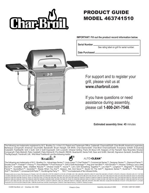 A grilling guide for fish | char-broil | char-broil.