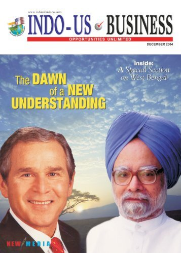 Indo-US Partnership - new media