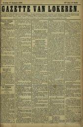 Zondag 17 Augusti 1890. 47» Jaar N°2449. jokeren 16 Aug. De ...