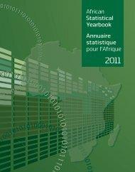 Annuaire Statistique pour l'Afrique 2011 - African Union - Union ...