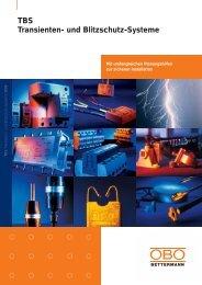 TBS Transienten- und Blitzschutz-Systeme
