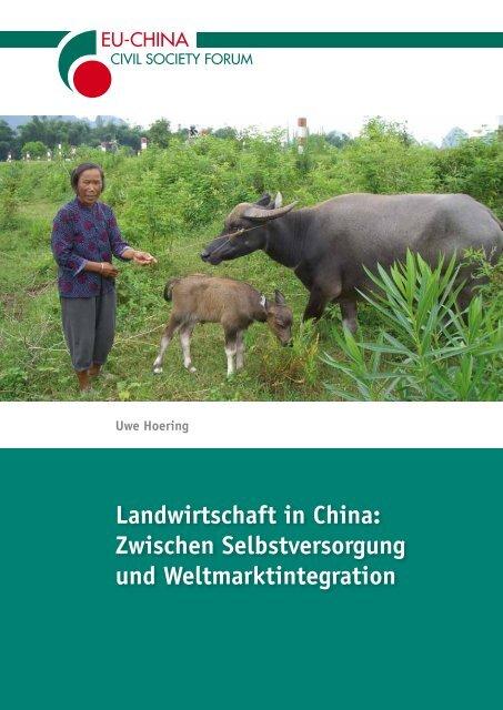 Landwirtschaft in China: Zwischen ... - Globe Spotting