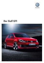 Der Golf GTI - Volkswagen AG