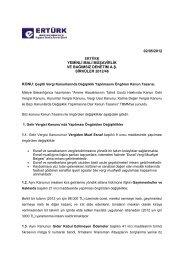 2012-46-Çeşitli vergi kanunlarında değişiklik yapılmasını öngören ...