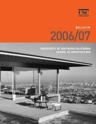 download pdf - USC School of Architecture - University of Southern ...