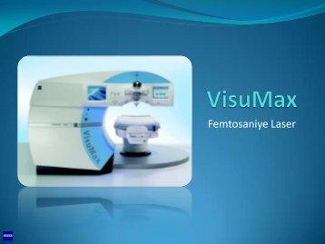 Visumax Tanıtım Sunumu - Optronik