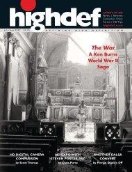 Jul-Aug 2007 - highdef magazine