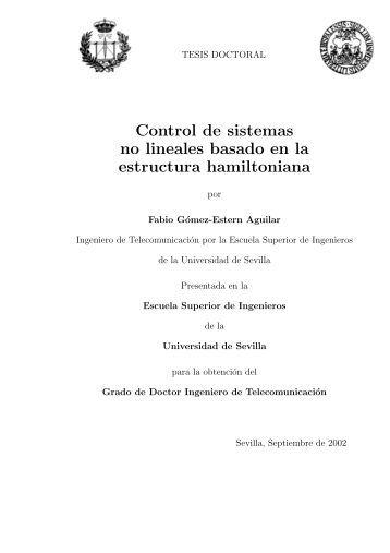 Descargar el documento PDF - Universidad de Sevilla