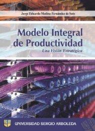 Modelo integral de productividad - Universidad Sergio Arboleda