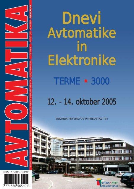Avtomatike in Elektronike - Avtomatika