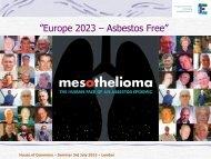 Politik in der Europäischen Union - International Ban Asbestos ...
