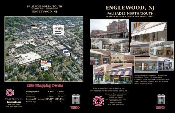 ENGLEWOOD, NJ - Welco Realty, Inc