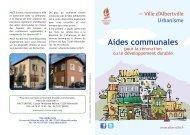 Toutes les informations sur la plaquette à télécharger - PACT Rhône ...