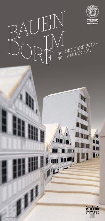 Abbildung: mazzapokora - Ausserrhodische Kulturstiftung