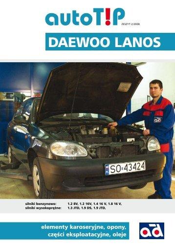 AutoTip nr 3 Daewoo Lanos