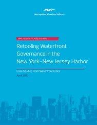 MWA Leadership and Governance Paper - Metropolitan Waterfront ...