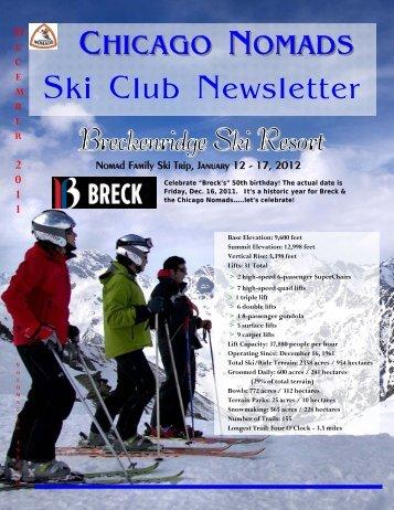 December 2011 newsletter.pub - Chicago Nomads Ski Club