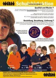 Qualität und Muster ? - Grundschule Wangelist.