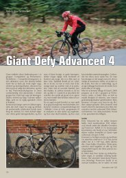 Giant Defy Advanced 4 - Cykel-Motion Danmark