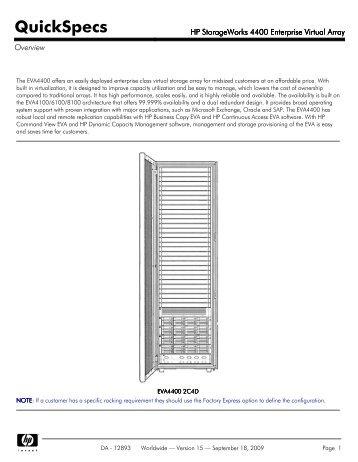 Hp Storageworks Storage System Scripting Utility Reference