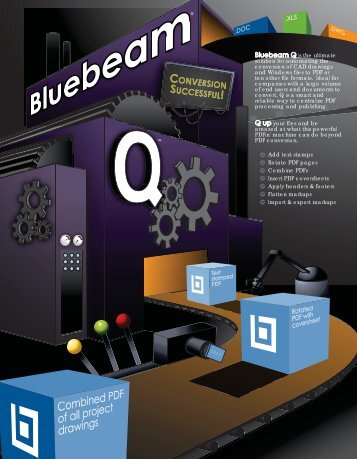 Bluebeam Q Product Brochure - Ad-Tech Inc