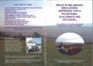 Blackburn East Rural Walks Booklet in PDF format - West Pennine ...