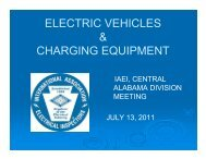 electric vehicles & charging equipment - Alabama Clean Fuels ...