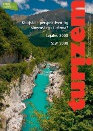 Kitajska - perspektiven trg slovenskega turizma? Sejalec 2008 SIW ...