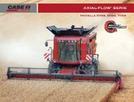 AXIAL-FLOW® SERIE - Case IH