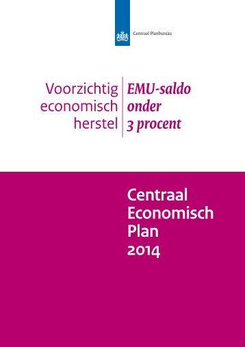 centraal-economisch-plan-2014