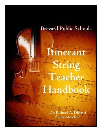 Brevard Public Schools - Secondary Programs - Brevard Public ...