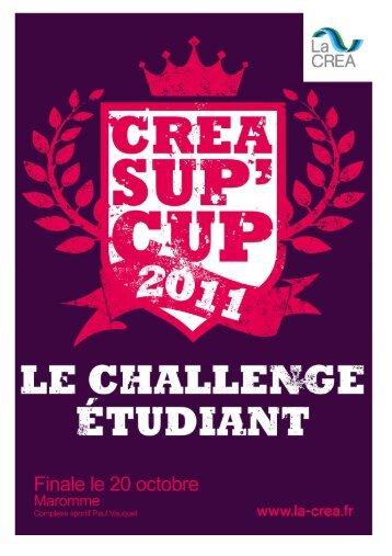 Sup'Cup de la CREA