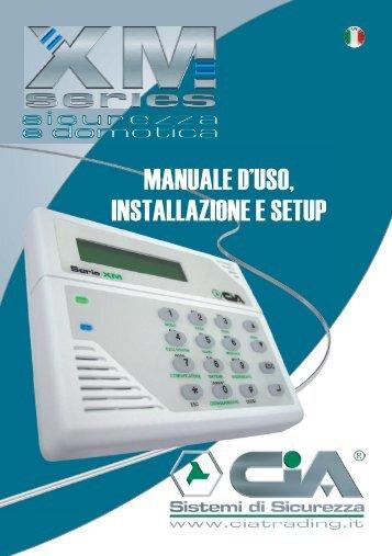 Istruzioni scheda bi circ for Absoluta 16 manuale installazione