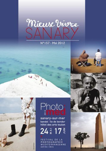 Mieux Vivre 157 - Mai 2012 (.pdf - 2,28 Mo) - Sanary-sur-Mer
