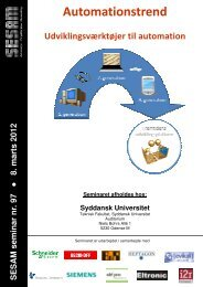 Program i pdf format - Sesam Danmark