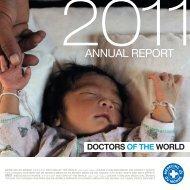 Médecins du Monde : annual report
