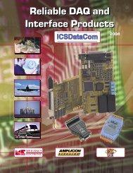 Serial I/O - ICSDataCom