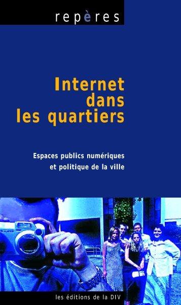 Internet dans les quartiers - Délégation interministérielle à la ville