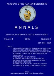Cover 1 & 2 - Mathematics and its Applications